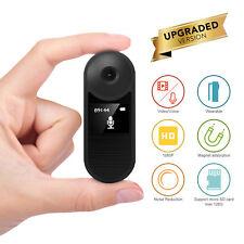 Magnets HD 1080P DVR Hidden Spy Camera Pen Camcorder Mini DV Video Recorder Cam