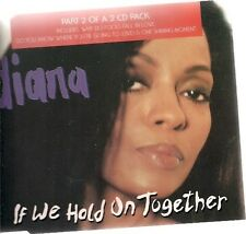 Diana Ross If We Hold On Together CD2 UK CD Single