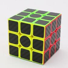 3X3X3 Z-cube Magic Cube Black Sticker Speed Cubo Puzzle Twisty Kids Adults Toys