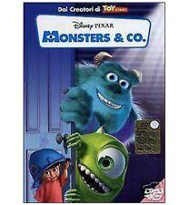 DVD Monsters & co - originale con celophan