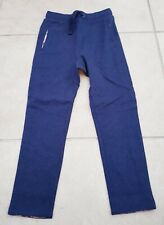 Mini boden GIRLS joggers trousers NAVY double layered 5-6 years BRAND NEW SAMPLE