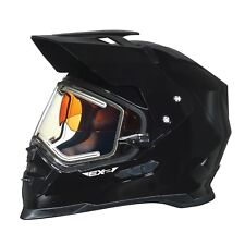 New 4484640694 Ski-Doo EX-2 Enduro Helmet Black Medium 448464