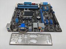 ASUS P8H77-M Pro CM6870/DP Motherboard Intel H77 LGA1155 - TESTED