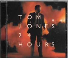 """CD Tom Jones"""" 24 Hours 'Nouveau Sugar Daddy, I' m Alive"""