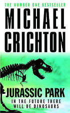 Jurassic Park by Michael Crichton (Paperback, 1998)