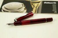 Pelikan Classic M205 Star Ruby Burgund-Pink Special Edition Feder -M- Neu
