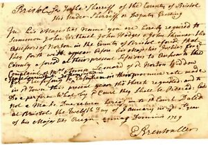 1719 Early Am- Doc>ANNA LEONARD COMPLAINS (TO DO HER JUSTICE) IN EASING TAXES!