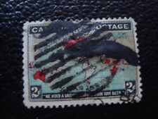 CANADA - timbre yvert et tellier n° 73 obl (A6) stamp