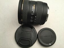 Sigma DC 10-20mm f/4.0-5.6 HSM EX IF ASP DC Lens For Canon READ