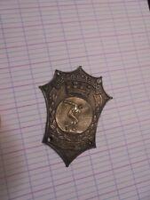 Ancienne Plaque no Médaille Sport Athlétisme Ville du Creusot Juin 1930