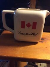 Whisky Pitcher by Canadian Club