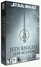 Star Wars Jedi Knight Jedi Academy Mac New in Box