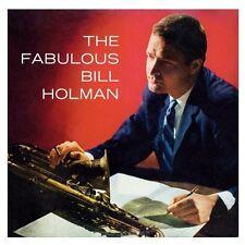 Bill Holman - Fabulous Bill Holman [New CD]