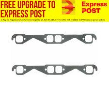 """Felpro Perforated Steel Exhaust Gasket Set Suit SB Chev Vortec 1.50"""" x 1.50"""""""