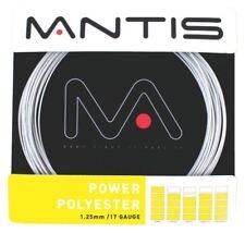 Mantis Power Polyester Tennis String 12m Pkt