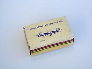 CAMPAGNOLO Record Front Derailleur 70's - Clamp-on - NOS NIB