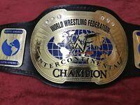 WWF World Wrestling Federation Championship Belt 4mm Plate