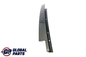 BMW X5 Series E70 Finisher Window Frame B-pillar Front Right O/S High Gloss