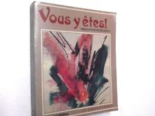 Vous Y Etes! French for Proficiency Instructor's Edition by Onge, Terry St.