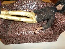 SOFA COUCH for Fashion Royalty Integrity or similar size dolls.CHECK IT OUT! NEW