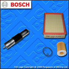 SERVICE KIT for BMW 5 SERIES (E39) 523I OIL AIR FUEL FILTERS (1995-2000)