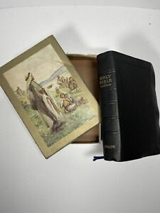 Collins illustrated Holy Bible with box (King James version)
