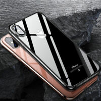 Ultra-Thin Clear Soft Silicone Gel TPU Case Cover For Apple iPhone X 8 6s 7 Plus