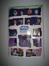Mc Donald's 2008 Star Wars Clone Wars lot -RARE-