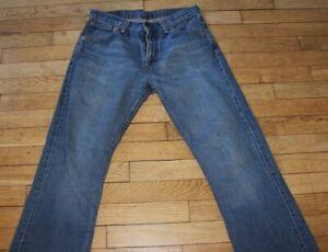 LEVIS 507 Jeans pour Homme W 30 - L 30  Taille Fr 40 (Réf # O218)