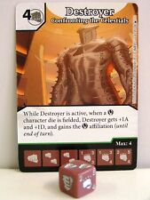 Dice Masters - 1x #061 Destroyer Confronting the Celestials-The Mighty Thor