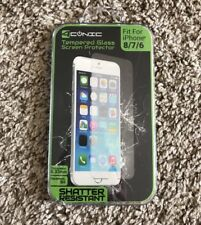 Tempered Glass Screen Protector for Apple iPhone