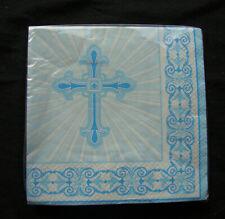 Religioso ocasiones Comunión bendiciones Plata Y Oro Cruz Confeti