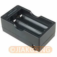 Battery Travel Charger For 18650 Rechargeable Battery