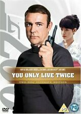 You Only Live Twice [DVD] [1967] - DVD  3MVG The Cheap Fast Free Post