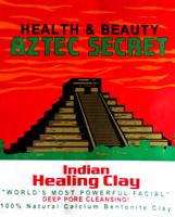 150g  Aztec Indian Healing bentonite Caly Deep Cleansing Mask + gifts surprise