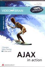 Video2Brain Ajax in action 7 Stunden Video - Training