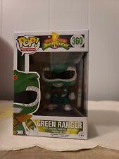 Power Rangers Funko POP! TV Green Ranger Vinyl Figure #360