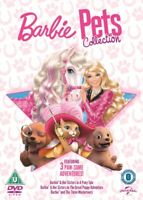 Barbie - Pets Collection (3 Film) DVD Nuovo DVD (8308355)