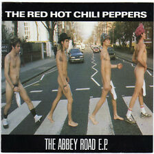 THE RED HOT CHILI PEPPERS, THE ABBEY ROAD E.P., 5 TRACK CD EP FROM 1988, (MINT)