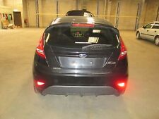 WRECKING 2011 FORD FIESTA 2010-13 WT ZETEC BLACK HATCH 1.6L MAN PARTS LOW KM 87k