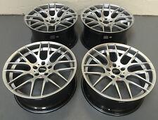 "19"" VEEMAN VC359 Silver Alloy Wheels Fits BMW M2 M3 E92 F80 M4 5 Series E60"