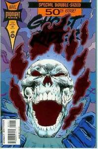 Ghost Rider (Vol. 2) # 50 (52 pages, collector's edition) (USA, 1994)