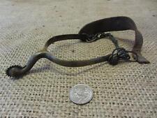 Vintage Brass Spur > Antique Old Horse Bit Harness Western Iron 7720