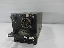 Global Wulfsberg RT-450 UHF Band FLEXCOMM FM Transceiver Allied Signal Avionic