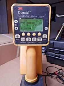 3M Dynatel 1420 EMS-iD Marker Cable Pipe Locator