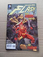 The Flash 9 . ( New DC 52 ) Grodd App . DC 2012 - VF