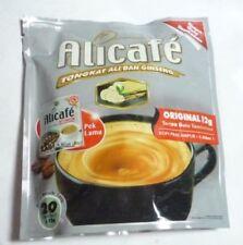 ALICAFE TONGKAT ALI GINSENG Premix Coffee Drink 4 in 1 Sugar Free 20 Sachets