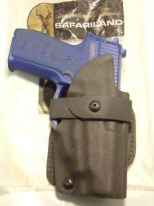 #0701 SAFARILAND Level II Hip Gun Holster SIG SAUER P228 P229