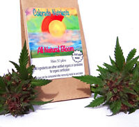 Bloom nutrients for cannabis and vegetable garden 30 gallon packet