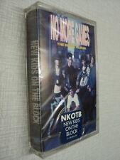 NKOTB K7 AUDIO THE REMIX ALBUM ***AVEC STICKER***